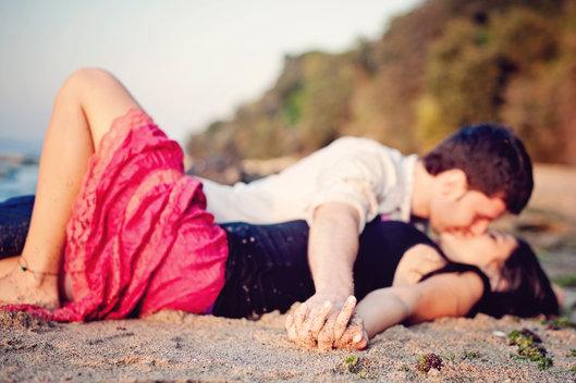красивый поцелуй фото