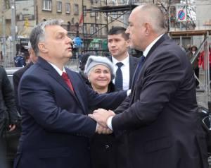 Borissov will forward Orbán's anti-immigration alliance plan to the EU Council