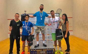 Domino's Squash Cup 2019-10 mens A