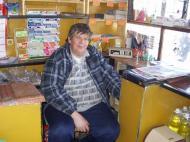 Dimitar. Shopkeeper, economist and good-hearted man.