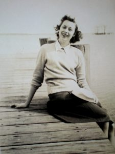 Anna, about 1944