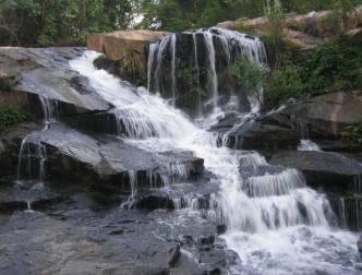 Song Khon Waterfall, Loei Province, Amphoe Dan Sai, Foto: Martin Püschel 14:23, 29 December 2006