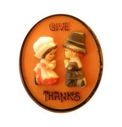 Thanksgiving Pin