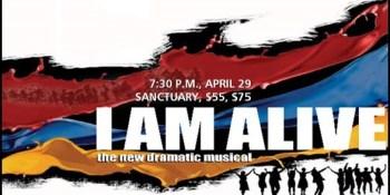 i am alive poster