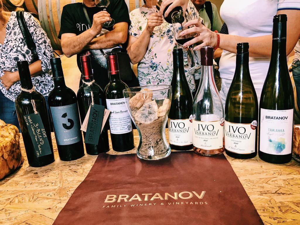 Bratanov Family Winery