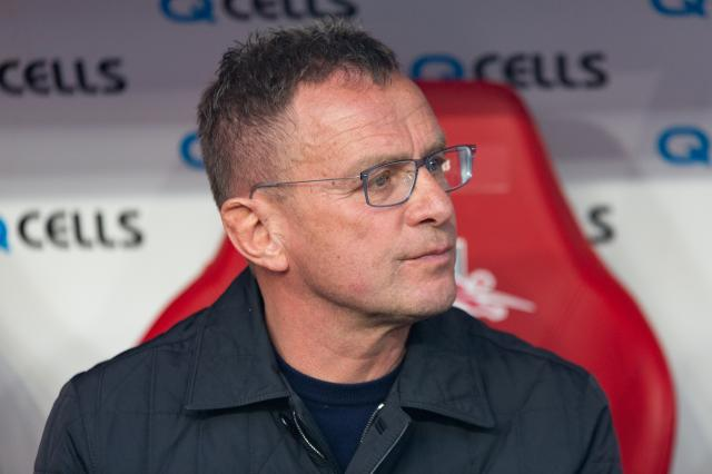 ralf rangnick over coaching job