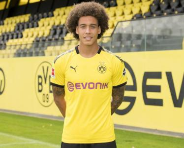 Axel Witsel Adamant That Dortmund Will 'fight Back' Against Bayern This Time