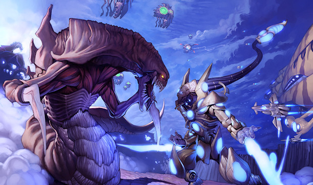 Starcraft Fan Zerg Rushes Teenage Girl With Kitchen Knife