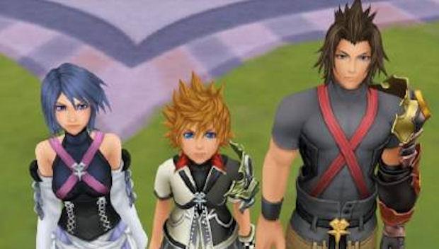 FF VIIs Zack Coming To Kingdom Hearts Birth By Sleep