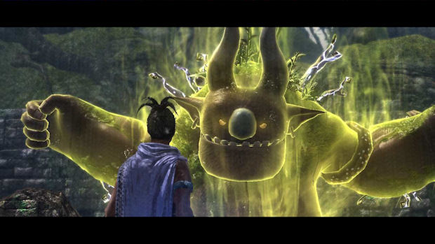 Review Majin And The Forsaken Kingdom