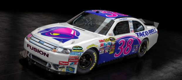 The First 11 Drivers Revealed In NASCAR The Game 2011