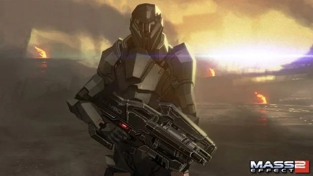Free Armor And Weapon For Early Mass Effect 2 PS3 Owners