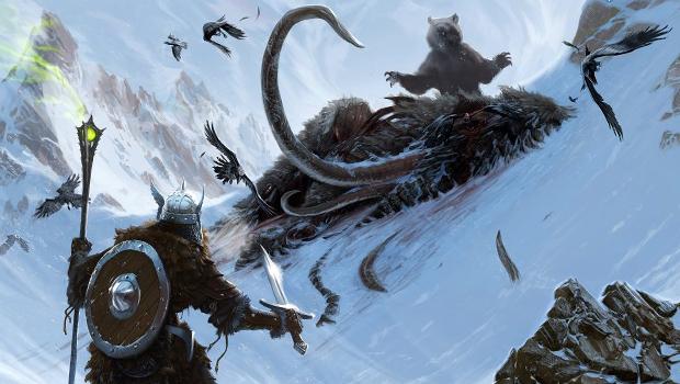 New Elder Scrolls V Skyrim Screenshots Reveal Squidbear