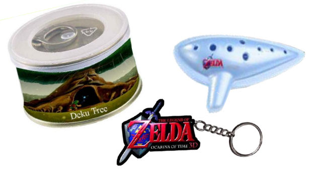 Greece gets awesome Ocarina of Time 3D extras photo
