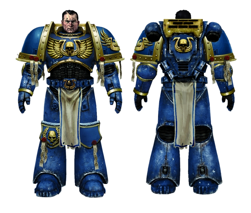 A Space Marine Could Beat Up Your Favorite Game Hero
