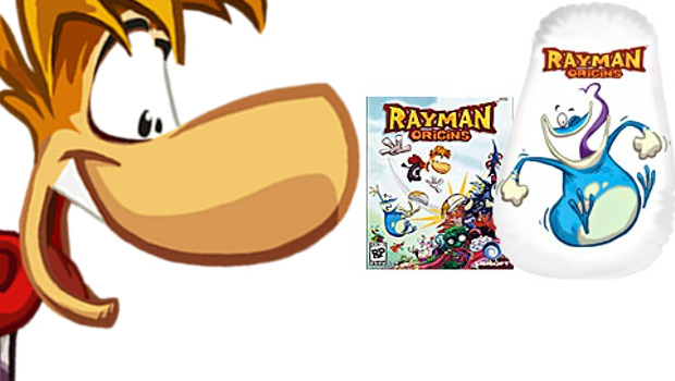 Rayman Origins Gets Slap Bag With Best Buy Pre Order