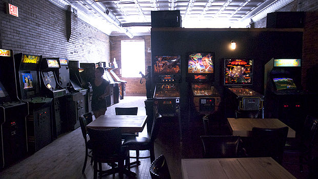 Emporium Arcade Bar Now Open In Chicago