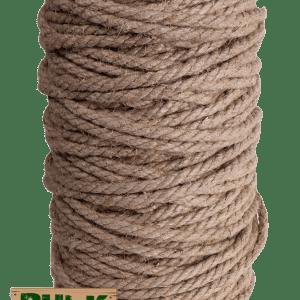Bulk Hemp Rope - Romanian 8mm - 26 Meters