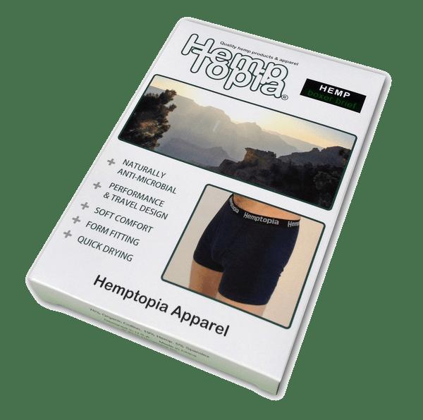 Hemp Boxer Briefs - by Hemptopia