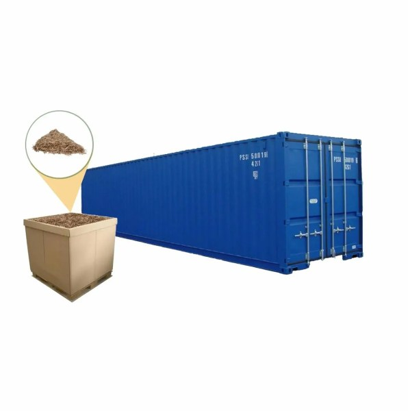 Hemp Hurds by the Container - Wholesale Bulk Pricing