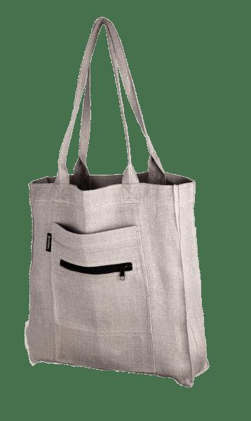 Hemp Market Tote Bag - Natural