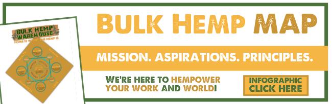 Bulk Hemp Warehouse Brand MAP
