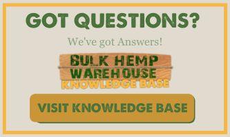 Bulk Hemp Warehouse Knowledge Base Support