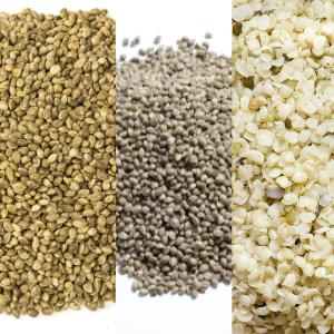 Bulk Hemp Seeds