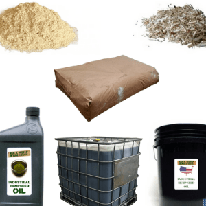 Industrial Hemp Products