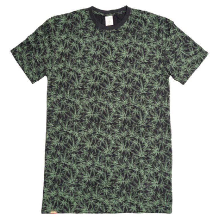 Hemp T-shirts Canna Print