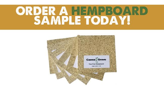 Order a Sample of HempBoard