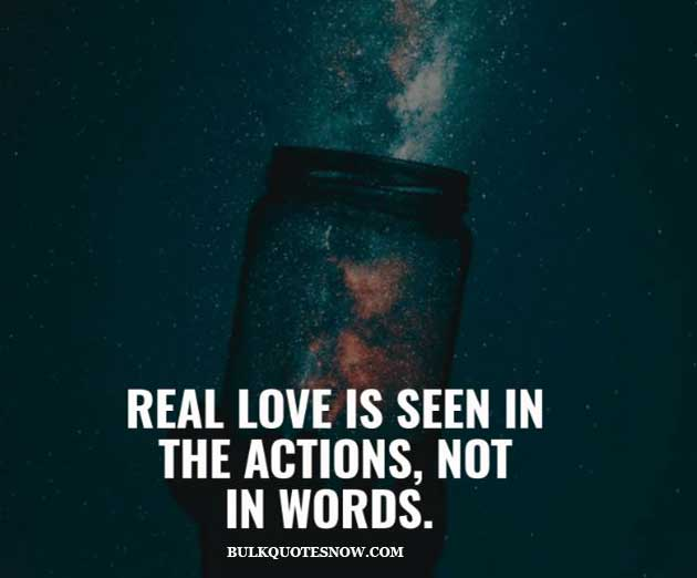 quotes about real love and fake love