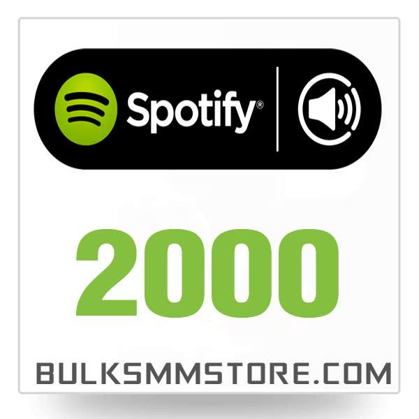 Real 2000 Spotify Play