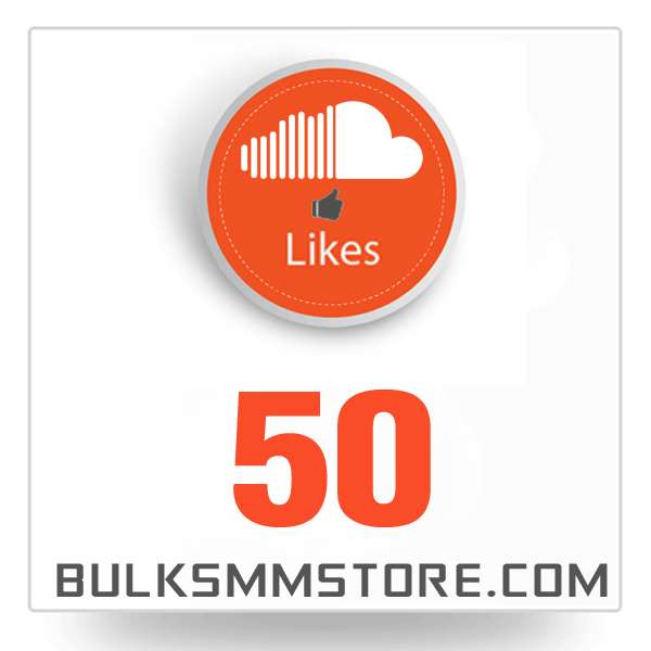 Real 50 Soundcloud Likes