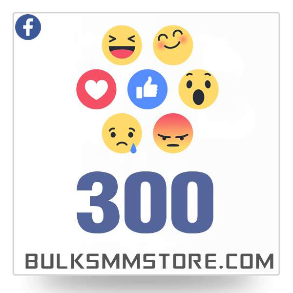 Real 300 Facebook Post Likes