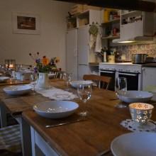 Köket i längan