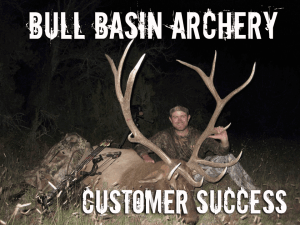 Bull Basin Archery Customer Success