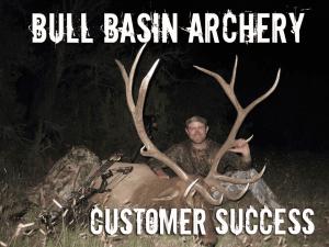 Bull Basin Archery Customer Success