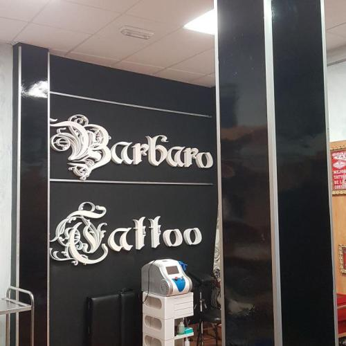 Bárbaro Ink Tattoo