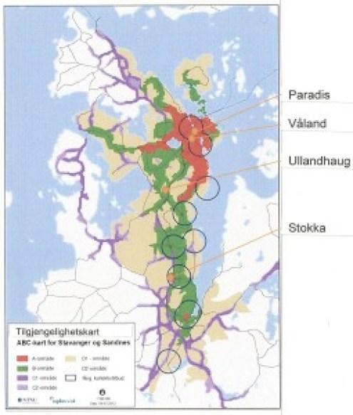 Tilgjengelighetskart-NordJæren-Grimnes