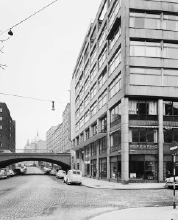 Hammersborggata-april1962