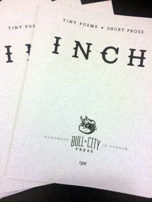 Inch - single issue