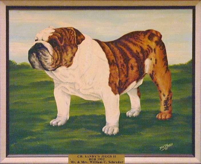 Best of Breed: Ch. O'Sandy's Jiggs II