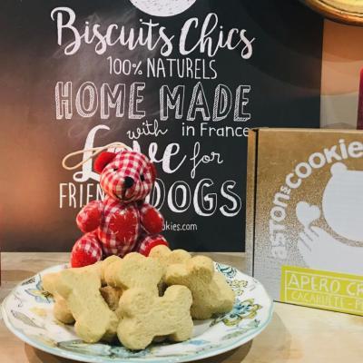 Biscuits Apéro Crocs Cacahuètes