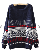 http://www.sheinside.com/Navy-Long-Sleeve-Diamond-Patterned-Loose-Sweater-p-150458-cat-1734.html