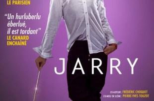 """[CRITIQUE] """"Atypique"""" : Voir Jarry et mourir... de rire ! 1 image"""