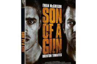 [DVD] <i>Son of a Gun </i>(2014) de Julius Avery 1 image