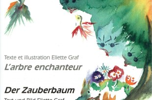 L'arbre enchanteur couverture