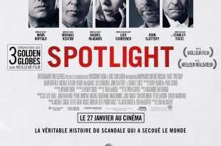 """♥ Critique / """"Spotlight"""" (2015) : au cœur d'un complot 1 image"""