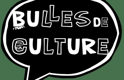 Bulles de Culture logo carré 512px